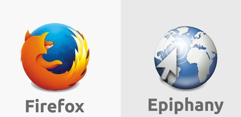 Firefox vs Epiphany - Browser Wars in Linux World